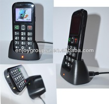 1.8inch senior phone with big button MP3 FM S0S dual sim mobile phone