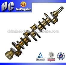 For Nissan FE6T auto crankshaft