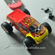 Caliente venta 4WD rc juguete del carro de monstruo