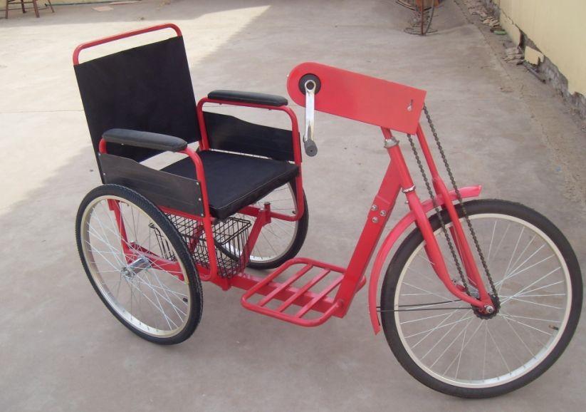 Велосипед для инвалидов