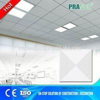 interior Economical vinyl coated gypsum ceiling tiles