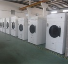 (Gas, LPG, electric, steam heating)15kg,20kg,25kg,30kg,50kg,70kg,100kg,125kg laundry equipment ,15kg clothes dryer machine
