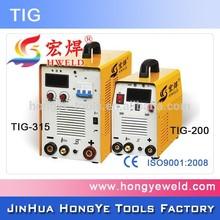 miller welding machine price of automatic welding equipment (TIG-315)