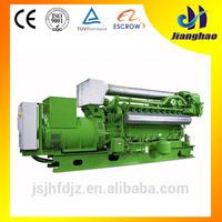 Natural Gas biogas generator price,50kw gas generator