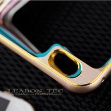 2015 novel design camera protect bumper case for iphone 6, metal aluminum bumper for iphone 6, wholesale price