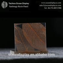 UV and fireproof decorative resin panel for Dubai Qatar and Saudi Arab hotel project