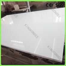 Chinese quartz factory provide white quartz wall cladding stone