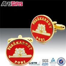 Wholesale designer brand cufflink