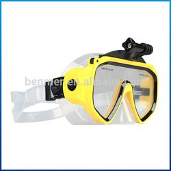Diving Glasses Mask for GoPro Hero 4 / 3 / 3+ / SJ4000 / SJ5000