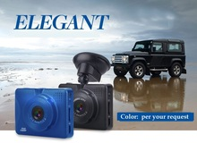 New smart car dvr car security camera full hd rotated camera 360 degree