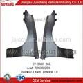 Super alta piezas de automóviles de calidad para la venta DAEWOO LANOS guardabarros delantero