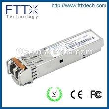 1.25gb/s optical transceiver wdm sfp transceiver 1550nm vcsel sfp-10g-er ethernet fiber optic transceiver