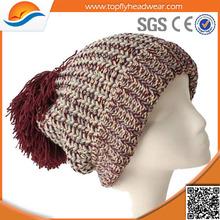 China supplier 100 cotton beanie hat
