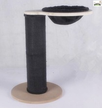Eco-friendy new products MDF pet cage,cat scratcher house type cat furniture