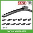 flat wiper blade automobile