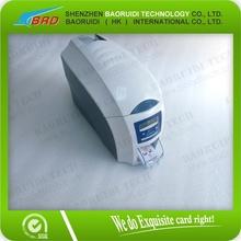 profesyonel Magicard bood plastik kimlik kartı baskı makinesi