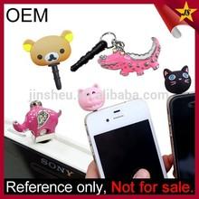 Wholesale Custom Original Mobile Phone Earplug Jack Accessories
