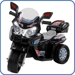 Kids Electric 3 and 4 Wheel Motorcycle