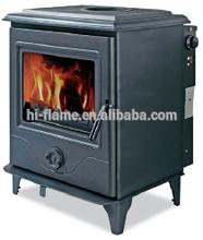 classic cast iron wood burning stove HFB910