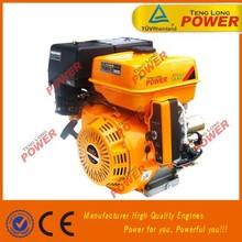 super power air-cooled 4stroke 192f 16hp half cut engine