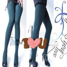 Winter Fashion Slim Fleece Tights Long Legs Sexy Stockings 3329