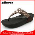 индийский новые моды вид женщин сандалии красивое платье обувь на горный хрусталь алмаза верхних