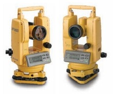 Topcon DT-209L Used Theodolite with Fast Reliable Data Gathering
