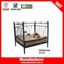 Top Quality Wholesale Elegant Design Dog Bed Wrought Iron
