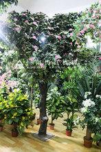 2015 nouvelle grande plein air apple fruits arbre, En plastique faux pommier, Pas cher apple fruits arbre