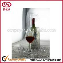 clear wine cooler plastic bag,thermal wine cooler carrier bag