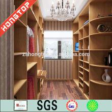 Reach in Closet Organizer Kit Wardrobe Interior Furniture