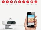 Indoor Wireless WiFi p2p 1080P infrared mini night-vision cameras