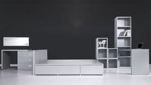 Korean Design Space Saver Furniture For Apartment