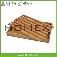 Square Bamboo Bread board /Crumb board/ kitchenware/ /Homex_FCS/BSCI