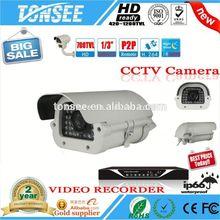 Bas prix promotion SONY CCD 600 ~ 1000TVL extérieur étanche IR Bullet analogique iphone 4 prix de la carte mère