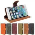 Luxury Retro Style Matte Flip Cover Case, Factory Wholesale, Hot Sale
