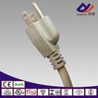 Hot sale UL approved ul 3 pin power cord