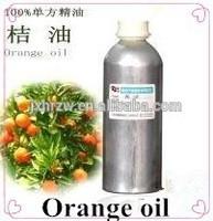 bulk pure organic orange oil