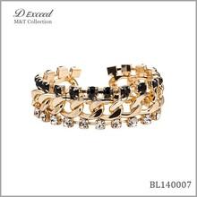 2015 fashion bracelets charms bracelets cheap CCB chain bracelets