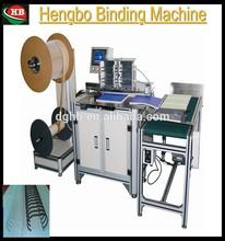 Top quality perfect saddle stitch binding machine