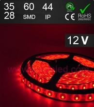 3528/5050 smd ip44/ip65 led flexible strip light waterproof