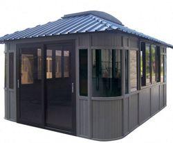 sell 3x3 canvas garden gazebo Garden Green Marquee/party tent