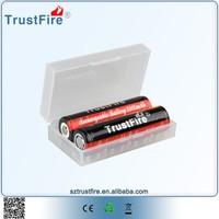 Patent design 3.7v TrustFire18650 accu battery 2400mah battery lipo e-cigarette battery