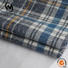 Check yarn dyed cotton fabric