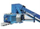 semi automatic General type and new condition PET bottle baler machine