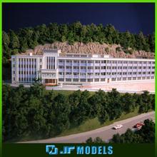 Grand city planning location model