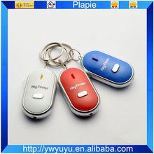 beeping key finder not whistle best selling new design bullet key holder hot sale red key finder