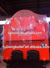 DZH Coal Fired Steam Engine Boiler
