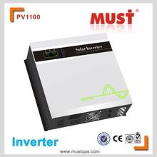 PV1100 series pakistan PV panel solar system home DC inverter 1000va 1400va 2400va AC230v