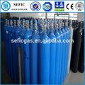 Tped / CE / GB / punto de alta presión 5L oxígeno cilindro cilindro de Gas argón del tanque de acero